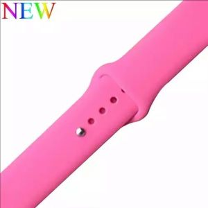 ⌚️2for$25 Barbie Pink Powder Band Apple iWatch
